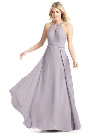 17cdcea1516 Shop Azazie Bridesmaid Dress Melody in Chiffon Find the perfect