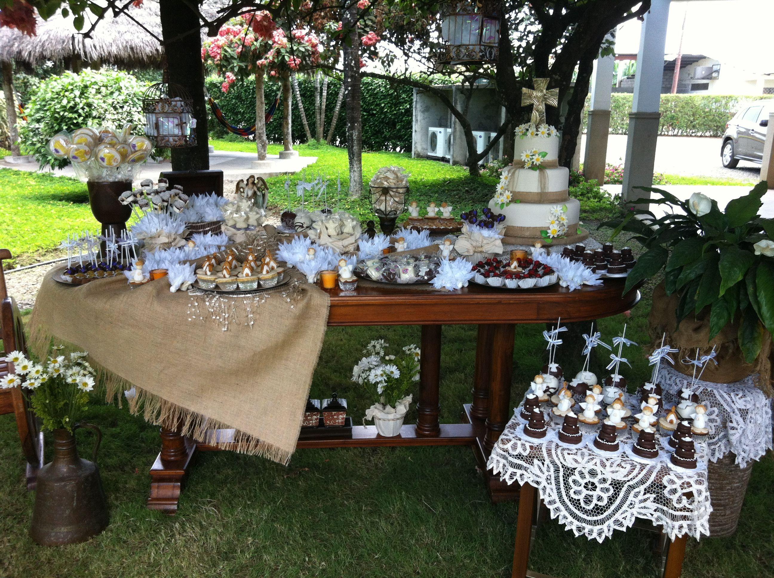 First Comunion Decoration Fiesta