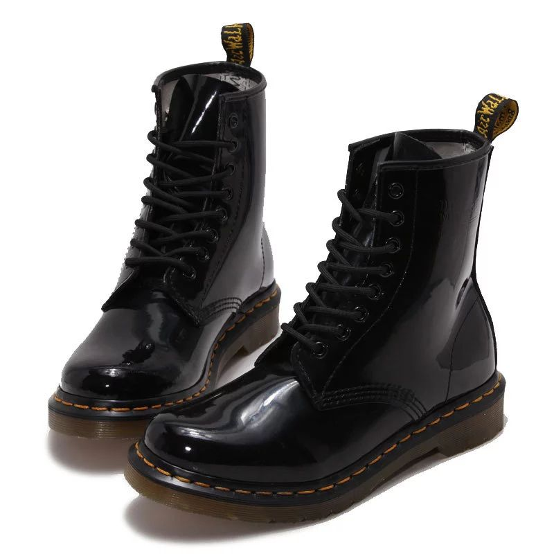 ab808f9d99 Free Shipping New Hot Sale Dr Mannar Martin Boots Black Leather ...