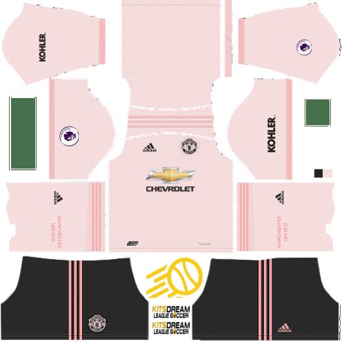 Kits Manchester United Dream League Soccer 2020 2019 Em 2020 Camisas De Futebol Jogos De Futebol Kits De Futebol