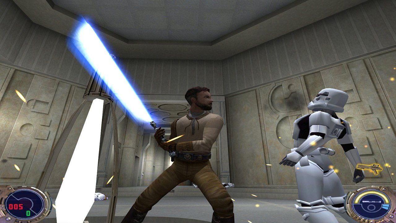 étourdissant  Mot-Clé Star Wars Jedi Knight II Jedi Outcast   Limited Run 069 [Nintendo Switch]