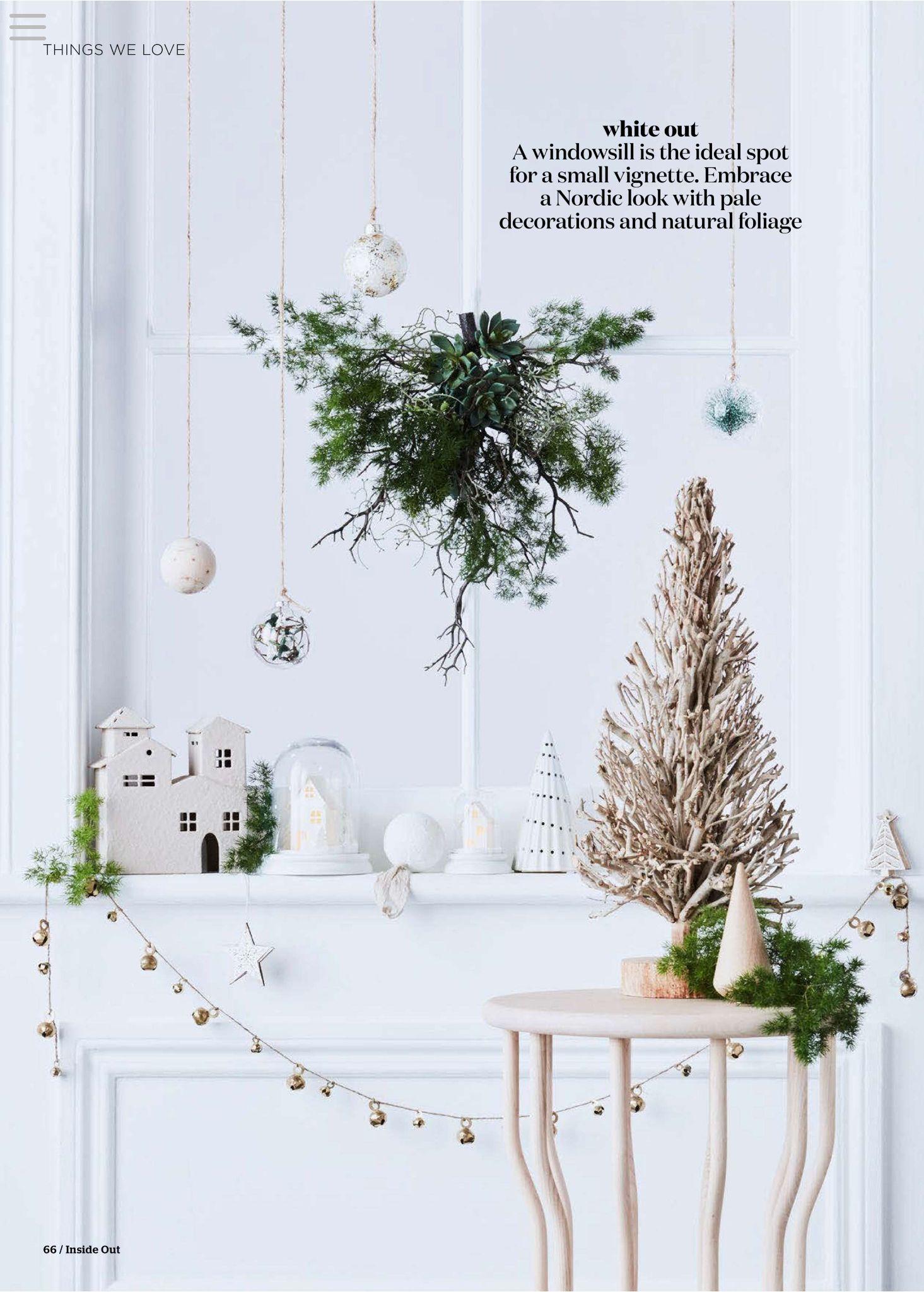 Pin By Karen Marshkar On Christmas Decorating Modern Holiday