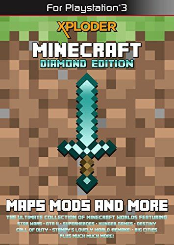 Xploder  Minecraft Diamond Edition PlayStation 3 PS3 ** Click image for more details.