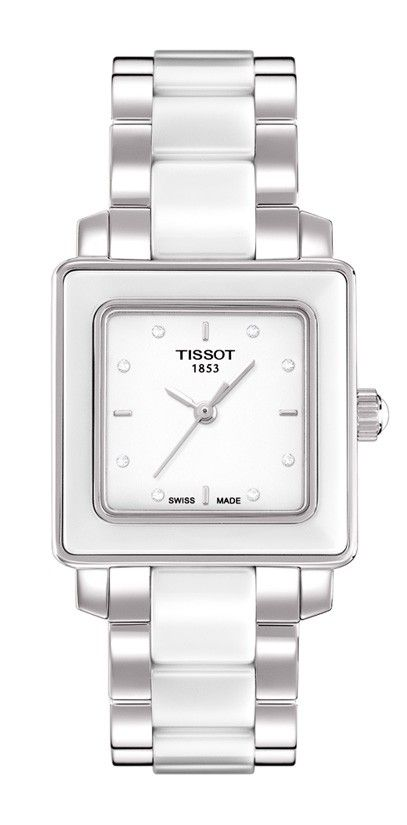 Tissot Cera T064 310 22 016 00 Watches Rolex Boutique Quartz Watch