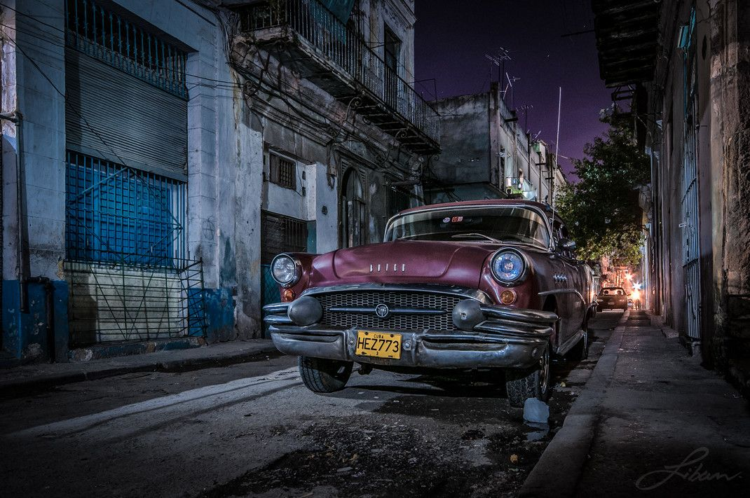 Old Car in Cuba. Curated by your friends at https://createamixer.com ...