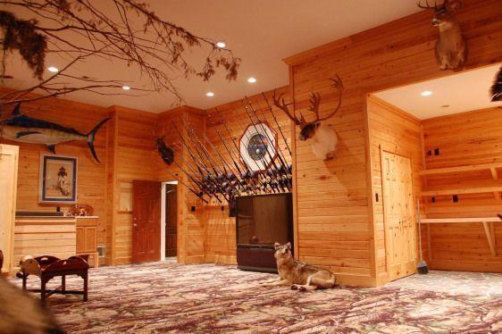 Photo of Design inspiriert von Nature Man Cave #Recreationalroom #Recreational #room # …, #Cave # …