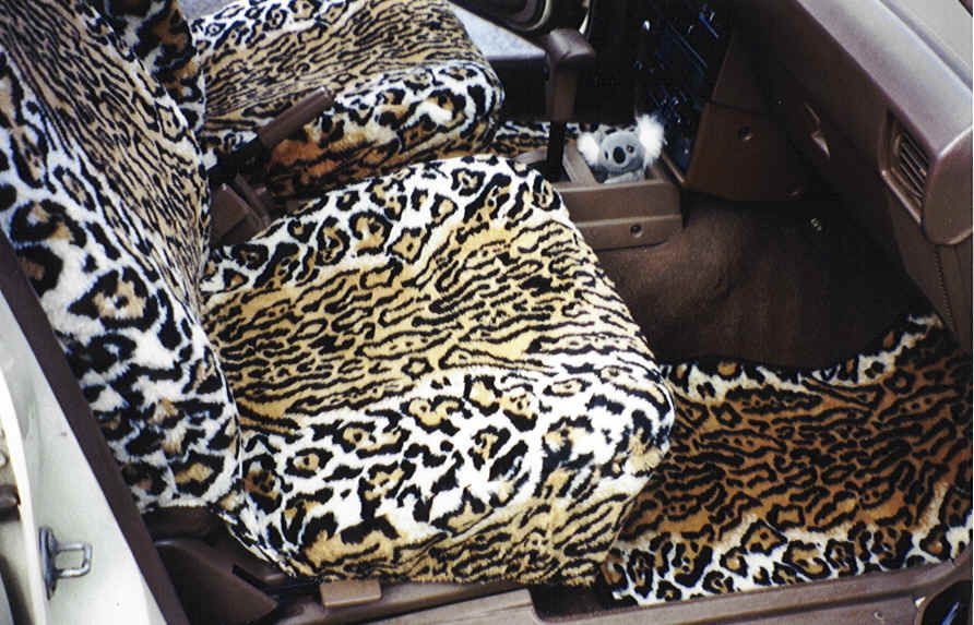 Animal Print Car Seat Covers 11 Of 20 Art Icioru