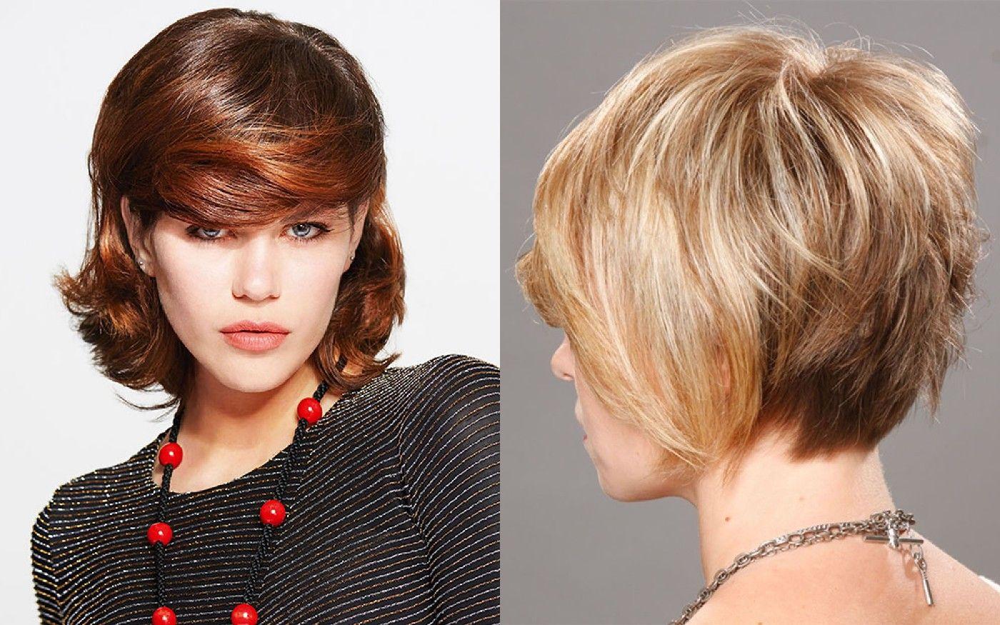 44 Neue Und Einfache Haarschnitte Für Kurze Haare 2018 2019