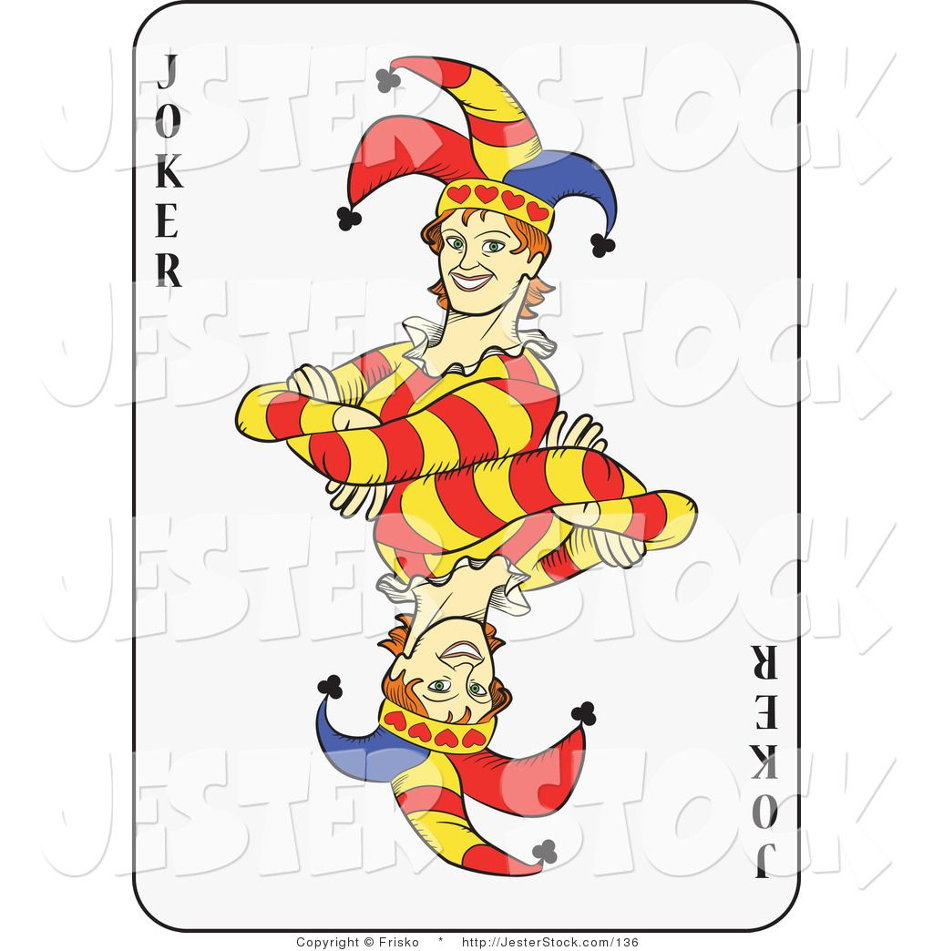 Playing cards images illustration of a joker playing card design playing cards images illustration of a joker playing card design by frisko 136 biocorpaavc Choice Image