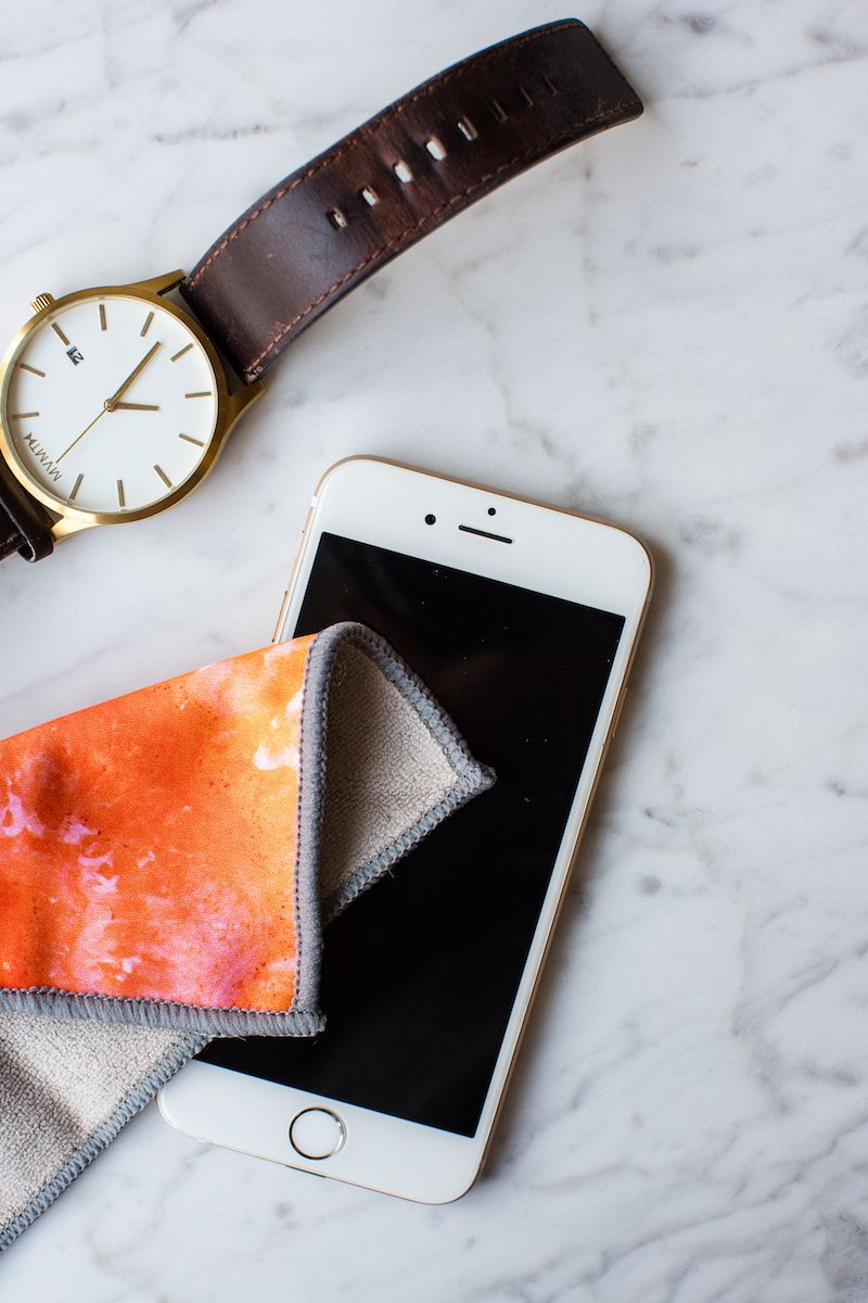 Color your tech routine with our Gems & Geodes tech
