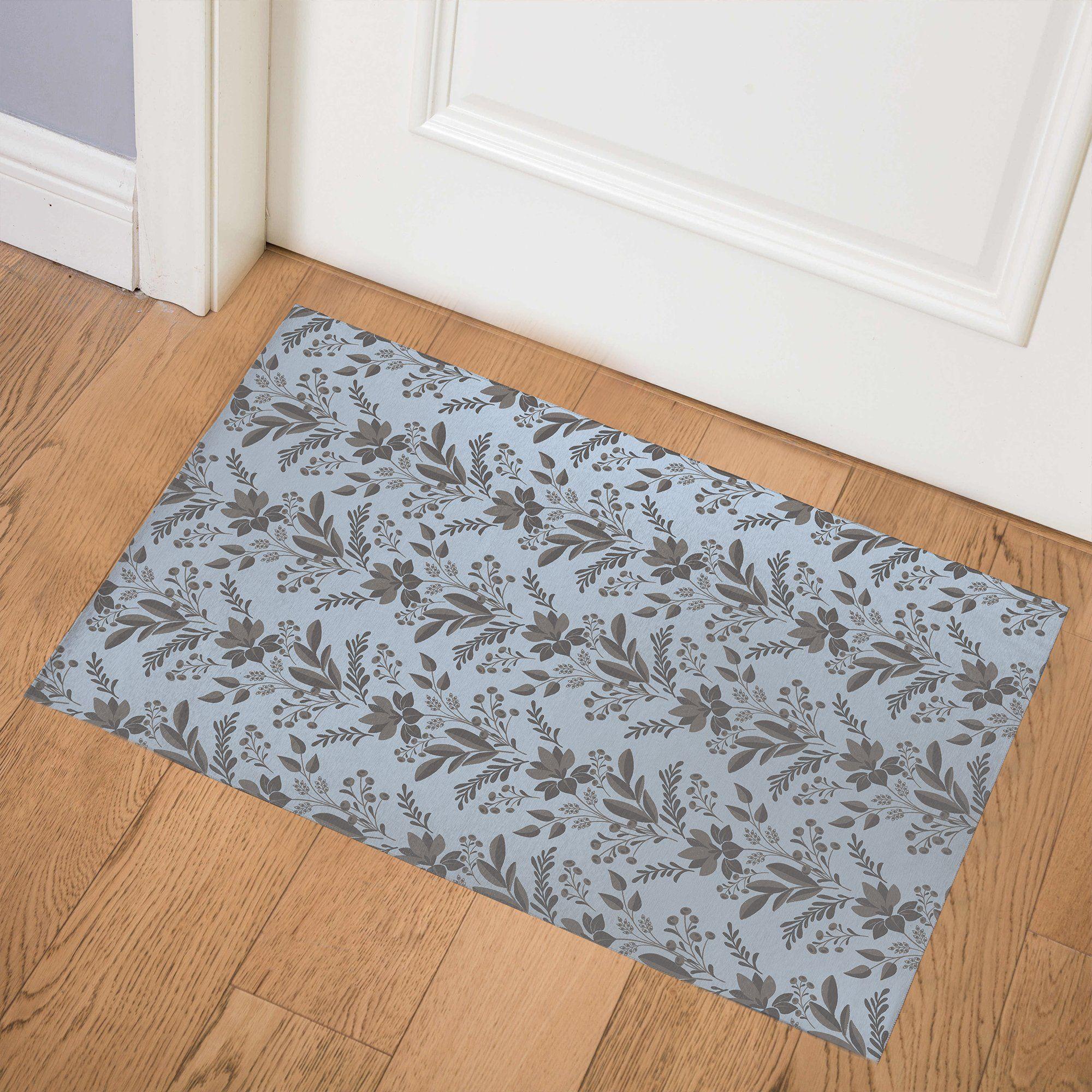 Photo of FREJA BROWN Indoor Floor Mat By Kavka Designs – 3ft x 5ft
