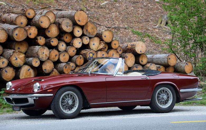 1964 Maserati Mistral 3700 Spyder