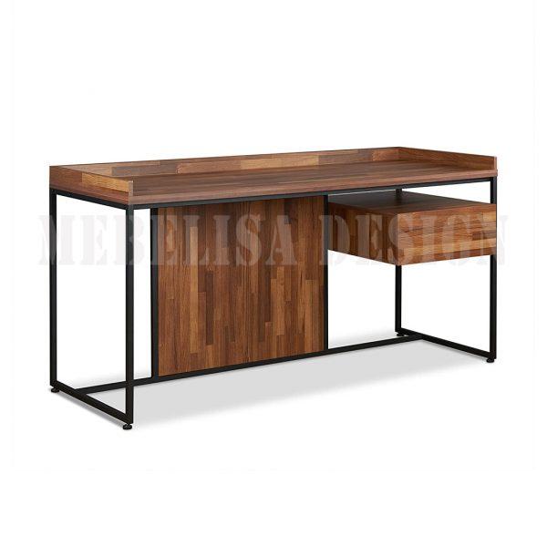 Industrial Office Desk 1 Drawer
