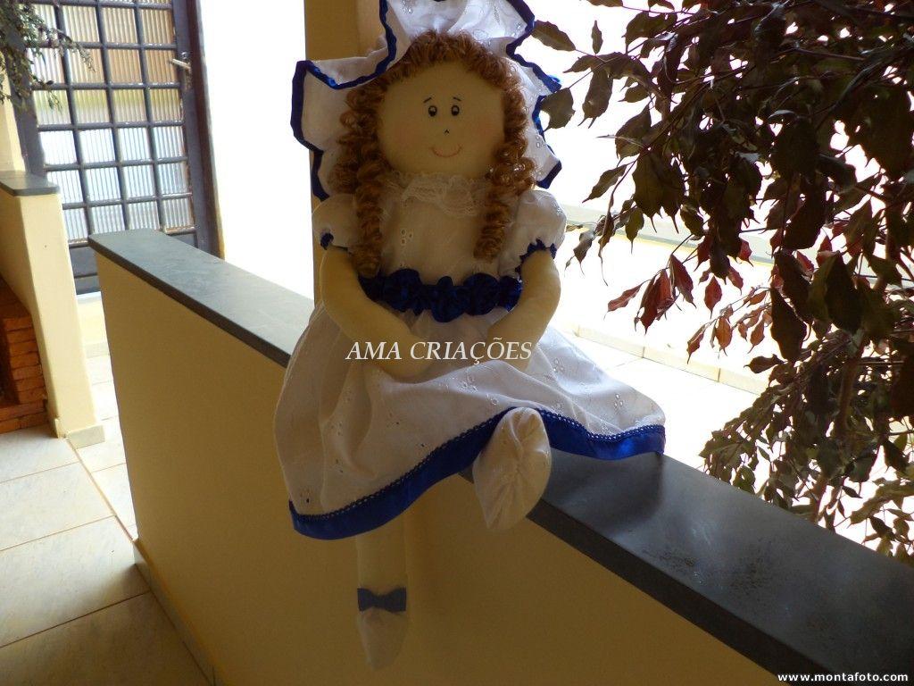 BONECA DE PANO https://www.facebook.com/pages/AMA-Cria%C3%A7%C3%B5es/240964069320218