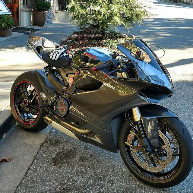 Full Carbon Fiber 1199 Astronaut Bear Ducati 1199 Bikekingz