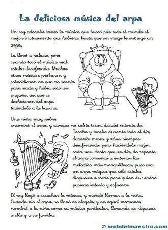 Fichas de comprensión lectora   Comprensión lectora, Comprensión y ...