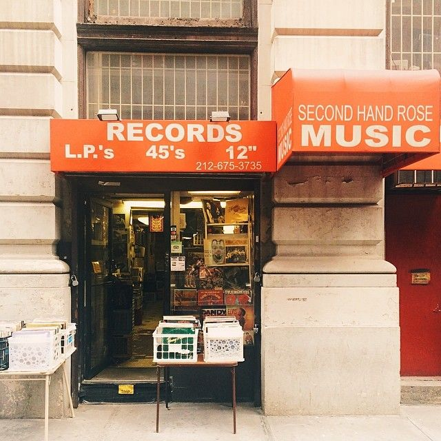 Second Hand Rose Music in New York, NY