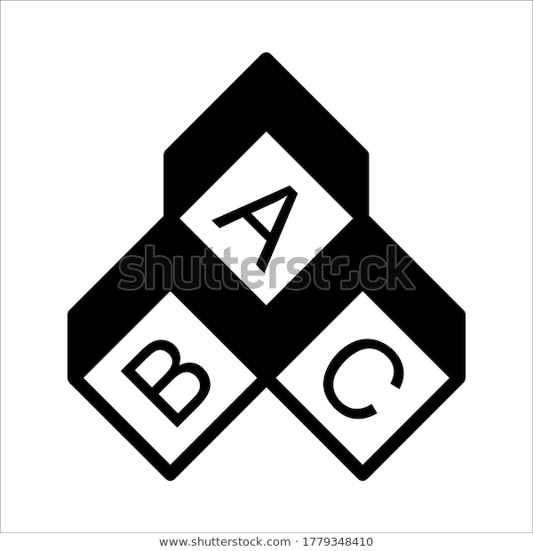Find Abc Cube Icon Illustration On White Stock Images In Hd And Millions Of Other Royalty Free Stock Photos I Icon Illustration White Stock Image Illustration