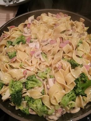 Photo of Pasta pan with broccoli from kreusje | Chef