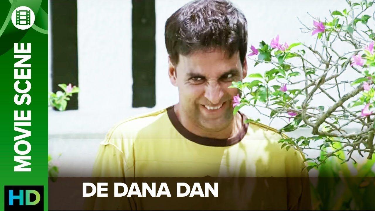 Awesome Akshay Kumar Hates Dogs De Dana Dan Movie Scene Viral