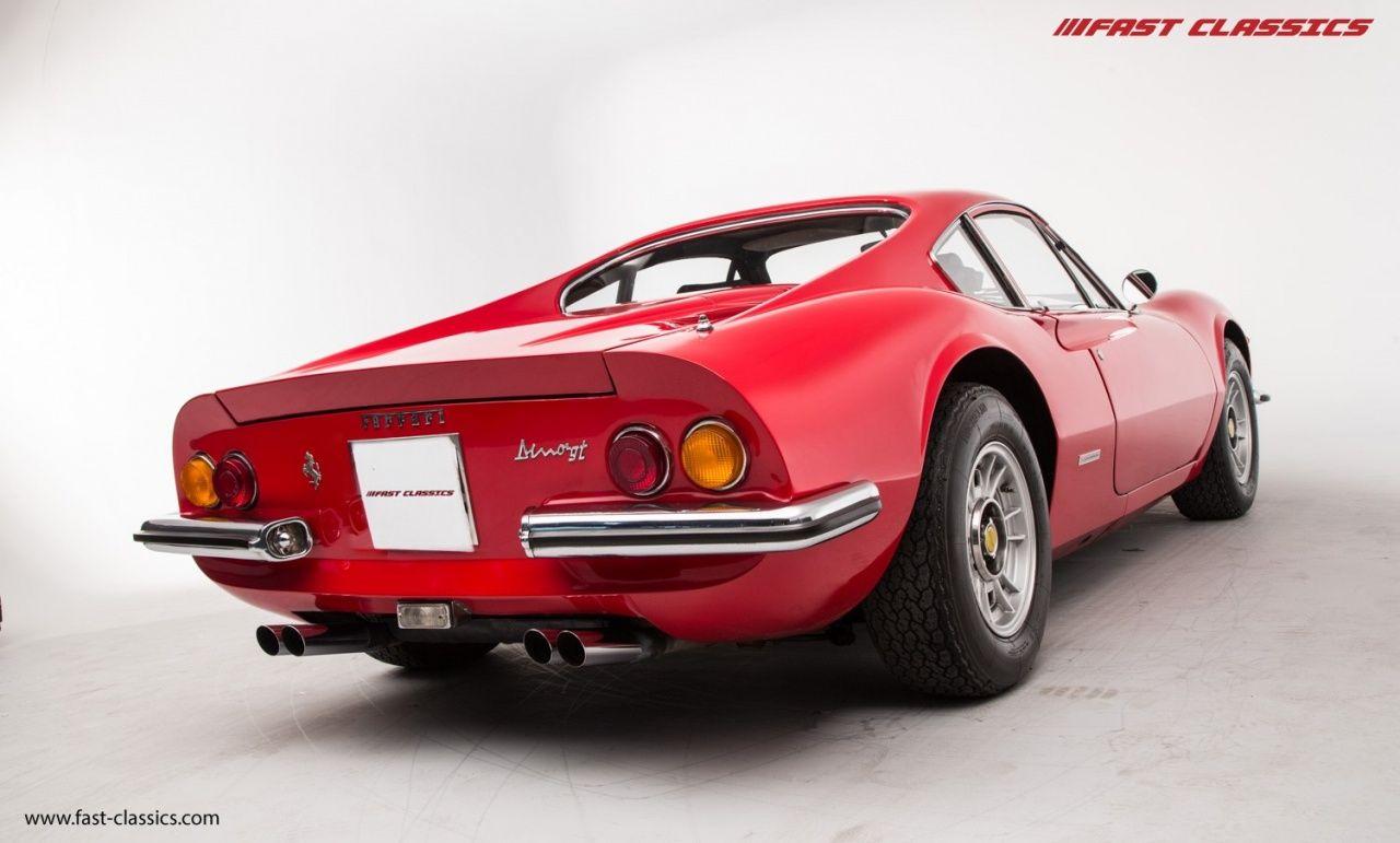 1972 Ferrari 246 'Dino' - 246/GT E | Classic Driver Market
