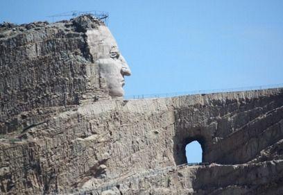 Sitting Bull Monuments South Dakota Sitting Bull