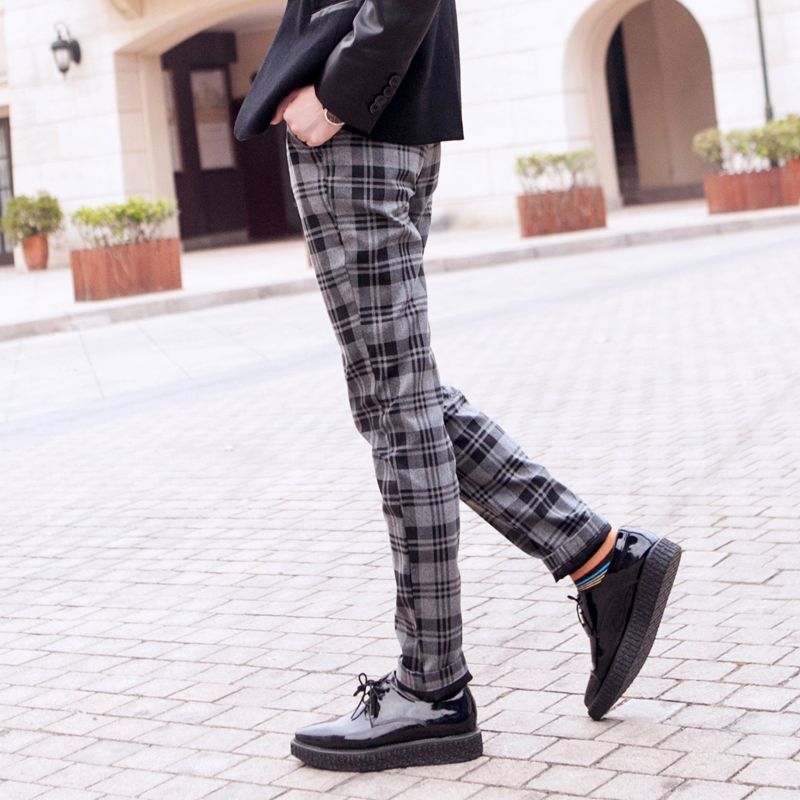 mens plaid punk pants - Google Search   Dress Like A Fool ...