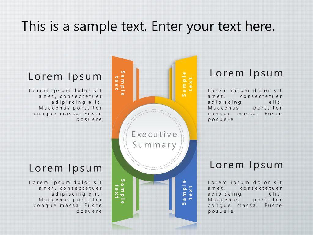 Executive Summary Powerpoint Template 54 Executive Summary
