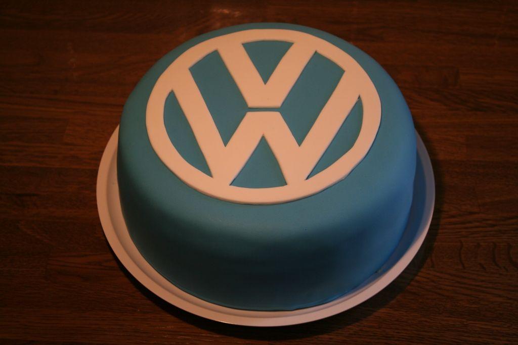 Fathers Day Birthday Cakes For Men Car Cake Cake Logo
