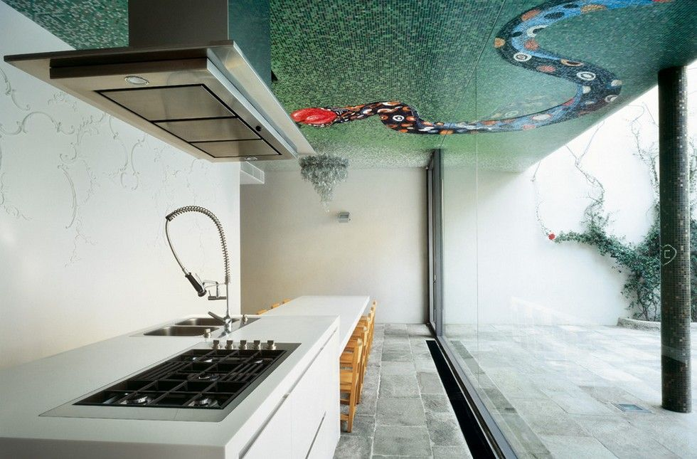 Best Italian Interior Designers Homes: Fabio Novembre Home-studio in Milan | Milan Design Agenda