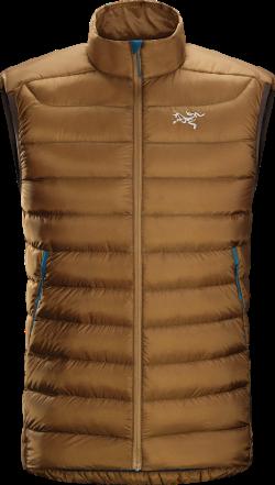 27e1b2a8e0 Arc'teryx Men's Cerium LT Down Vest Bourbon XL   Products   Vest ...