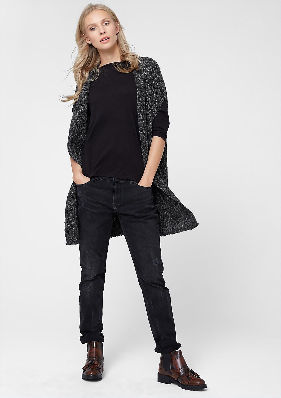 Buy Long knit cardigan   s.Oliver shop   Cardigans   Pinterest ...