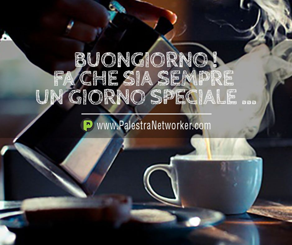 Buona D O M E N I C A http\/\/wwwpalestranetworker #mlm - spruch f r k che