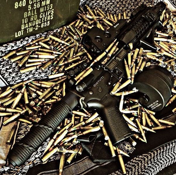 bullets rifles and rain - photo #8