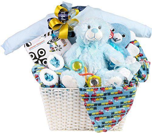 Newborn baby boy gift basket with onesie blanket and sli https newborn baby boy gift basket with onesie blanket and sli https negle Choice Image
