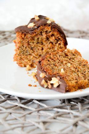 Walnuß Karotten Schokolade Gugelhupf - Baking Barbarine
