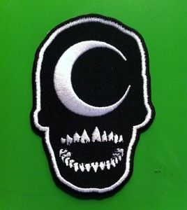 Image of SECRETS- Embroidered Patch