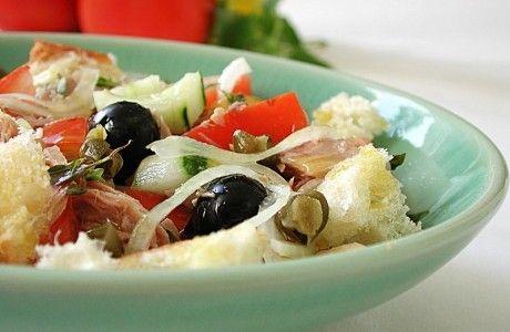 Salada toscana | Panelinha - Receitas que funcionam
