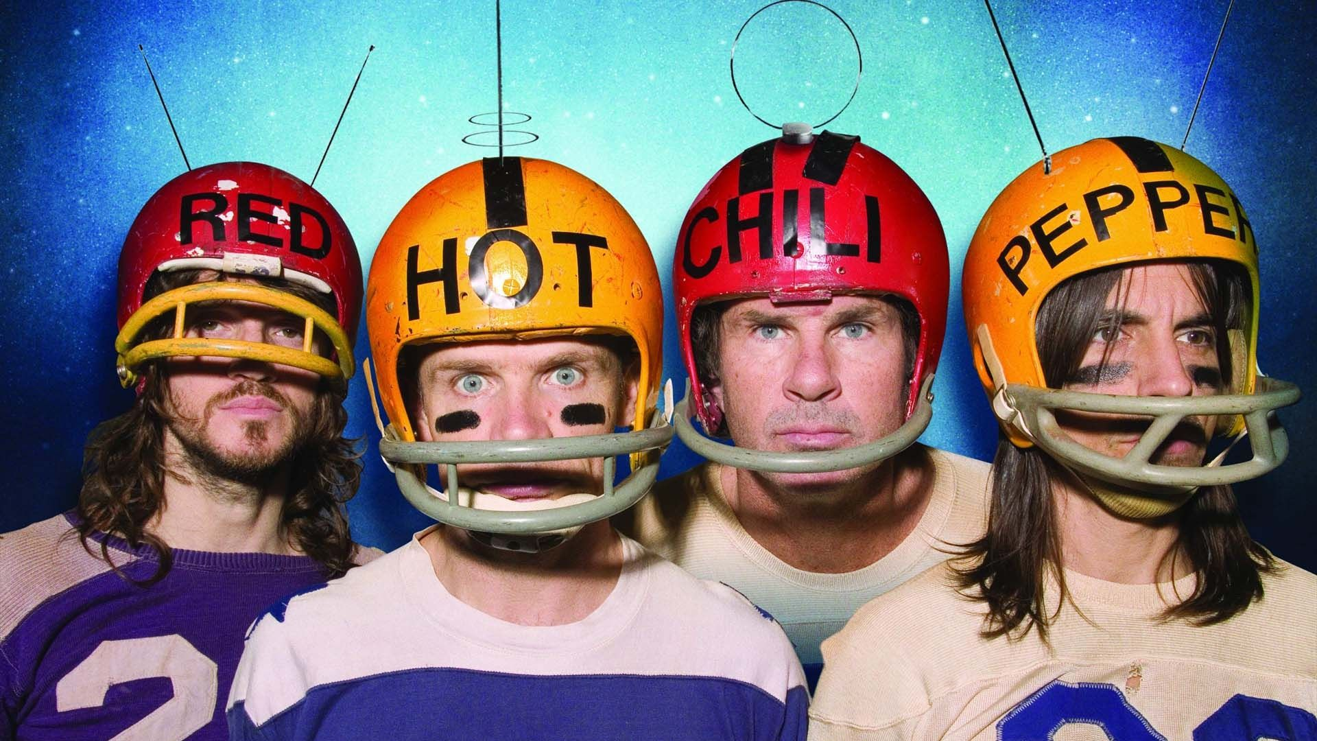 Red Hot Chili Peppers HD Wallpapers Backgrounds Wallpaper