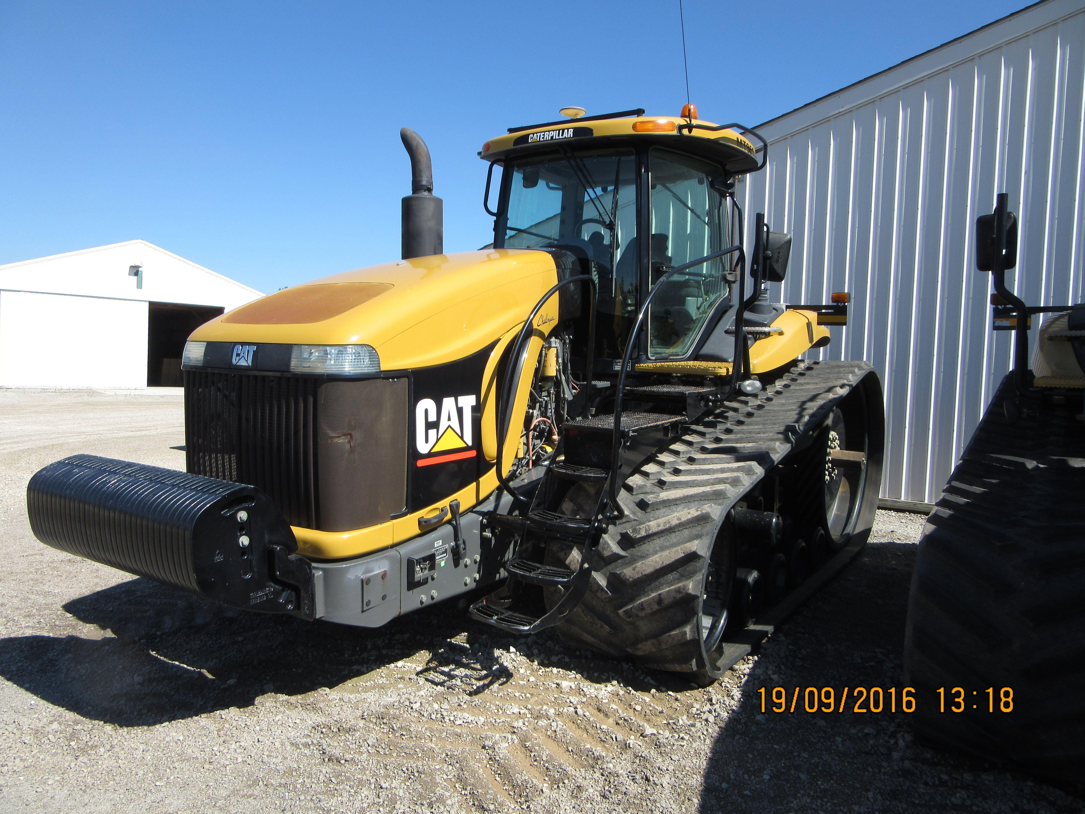 Caterpillar Challenger MT855