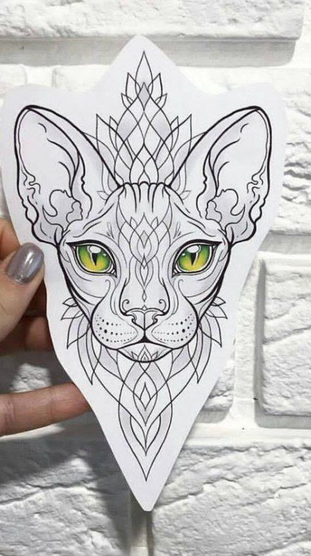 Cats eye tattoo beautiful 54+ Ideas