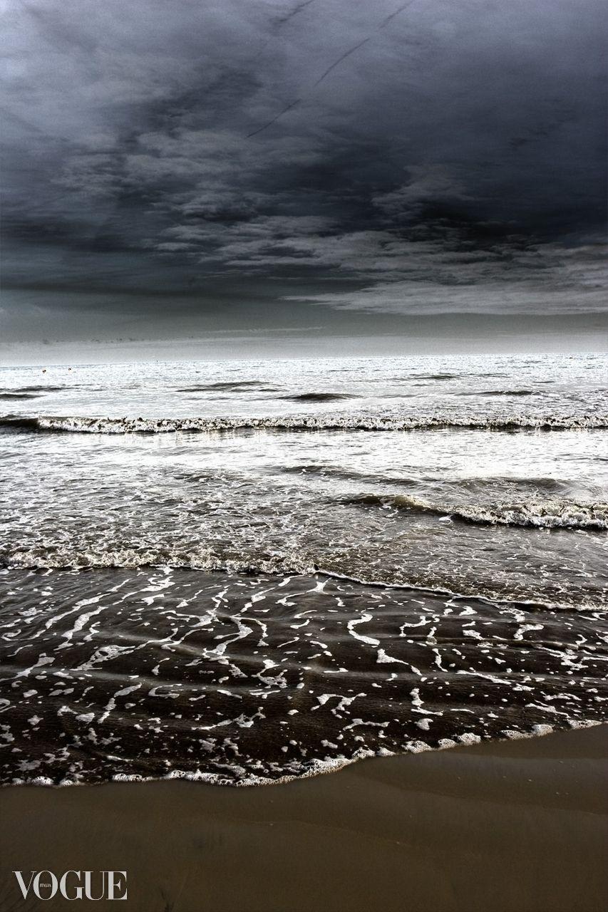 Seascape by Brendan Bishop - Vogue Italia