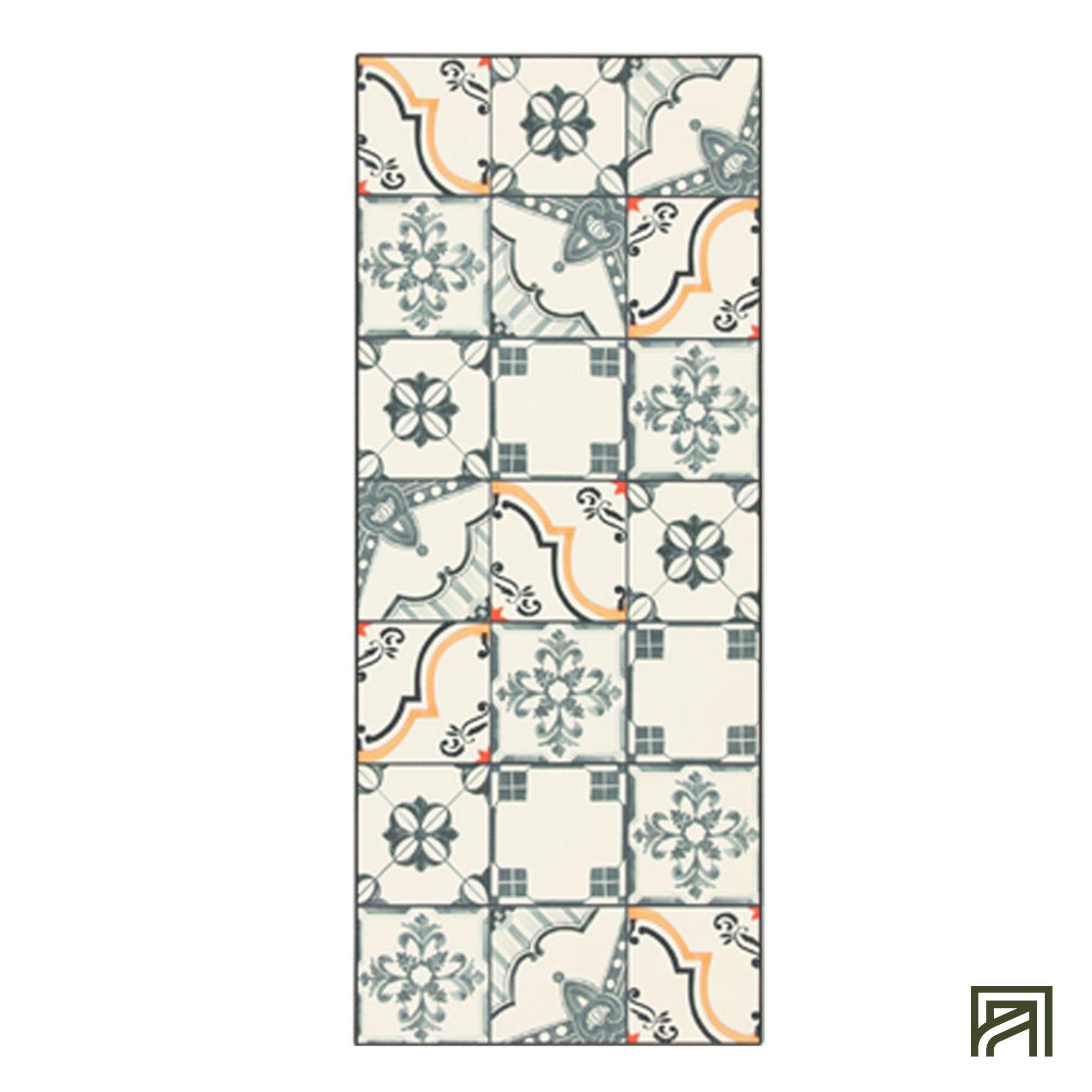 alinea : vistacimen1 tapis de cuisine carreaux de ciment ...