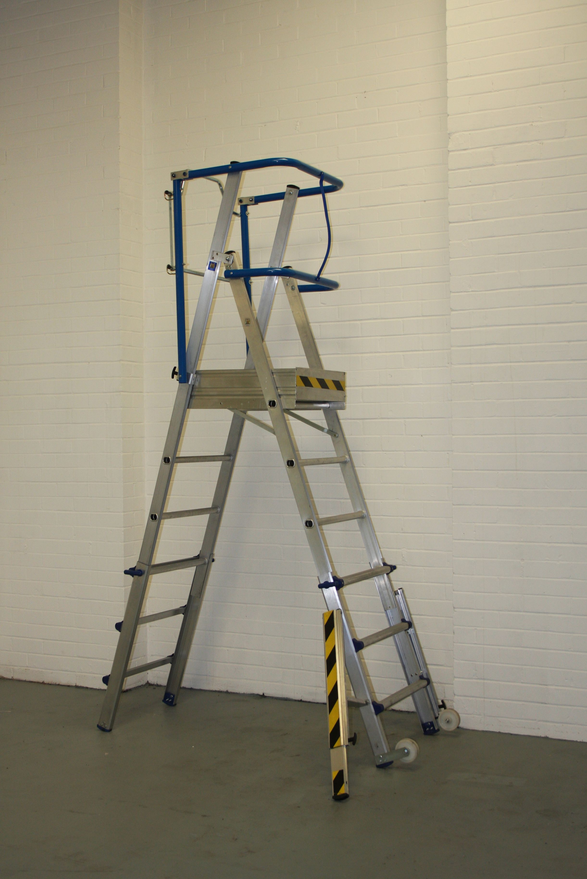Clow Adjustable Magic Platform Ladder Platform Ladder Folding Ladder
