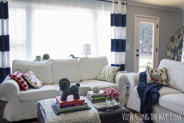 Projects for fabulous diy curtains drapes