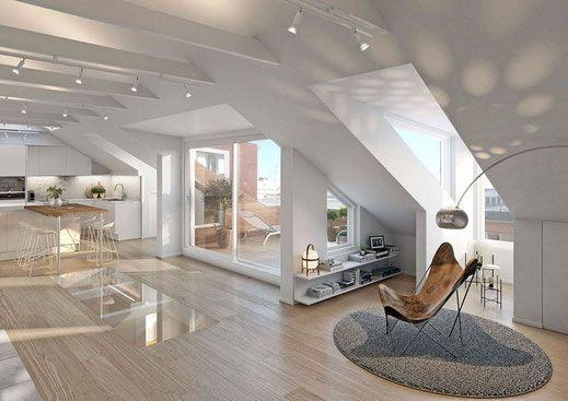 Wir bieten klassisches Homestaging, 3D rendering=digitales ...