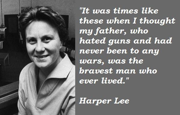 Harper Lee Quotes Books And Authors Harper Lee Harper Lee