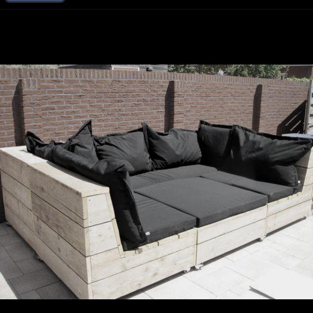 Garden sofa <3