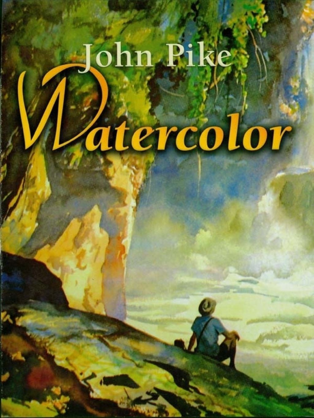 Watercolor Ebook In 2019 Pike Art Watercolor Books Art