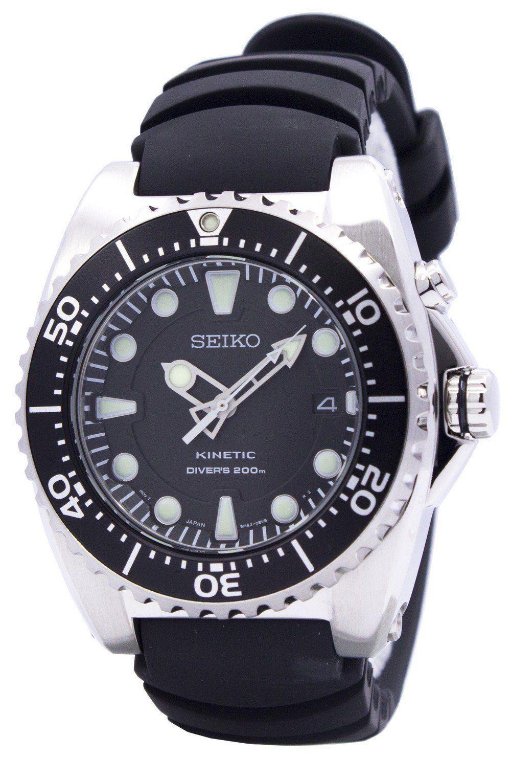 Seiko Divers Watch 200M Ska371P2 Mens Watch